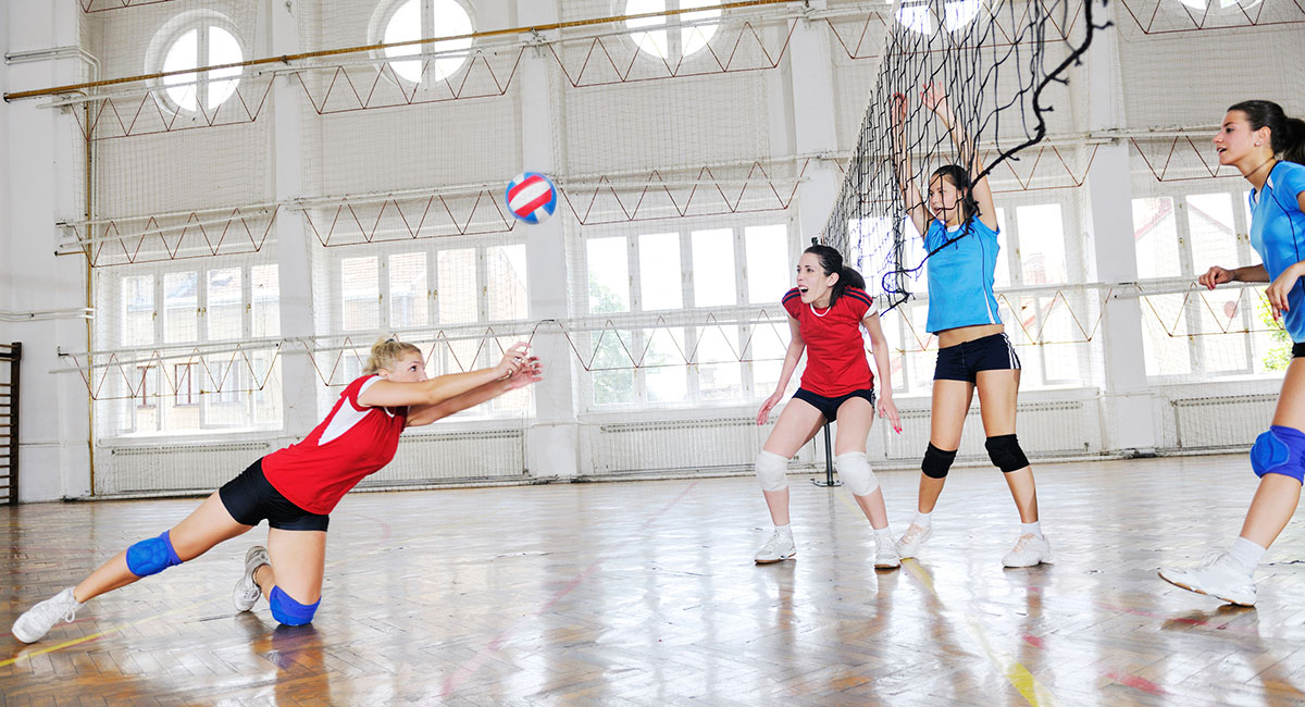 Unavoidable Failures - Failures That Can Create Better Volleyball Players